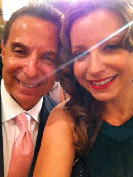 Jud and Ari Friedman at the Oscars 2012